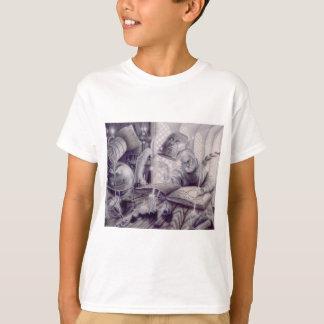 WIZARD AT STUDY T-Shirt