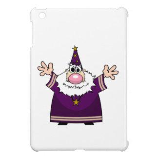 Wizard casting spell iPad mini covers