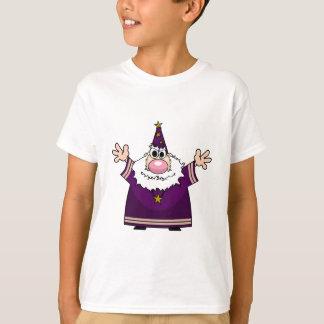Wizard casting spell T-Shirt