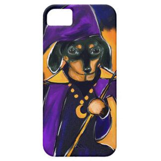 WIZARD DACHSHUND iPhone SE/5/5s CASE