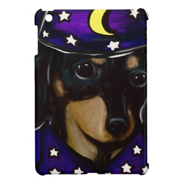 Halloween Themed Wizard Doxie Case For The iPad Mini