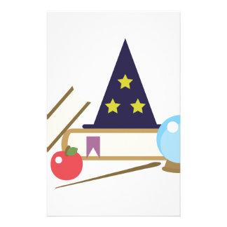 Wizard Gear Stationery