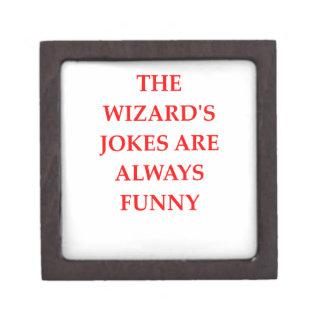 WIZARD GIFT BOX