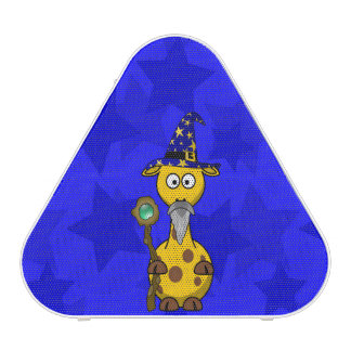 Wizard Giraffe Cute Cartoon Bluetooth Speaker