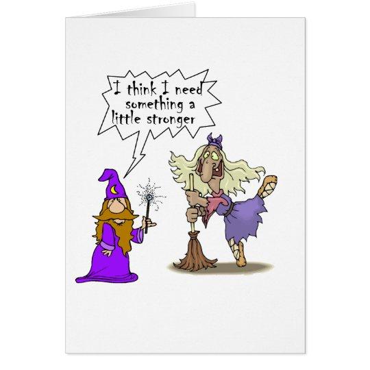 Wizard Halloween Party Invitation