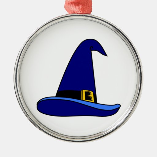 Wizard Hat Christmas Tree Ornament