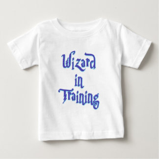 Wizard in Training Baby T-Shirt
