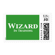 Wizard In Training Gifts Postage