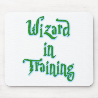 Wizard in Training Mouse Pad