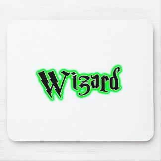 Wizard Magic Spells Mousepads