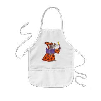 Wizard Mouse Kids' Apron