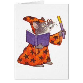 Wizard Mouse Cards
