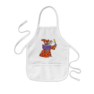Wizard Mouse Kids' Apron