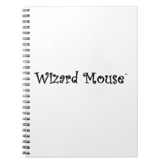 Wizard Mouse Notebook
