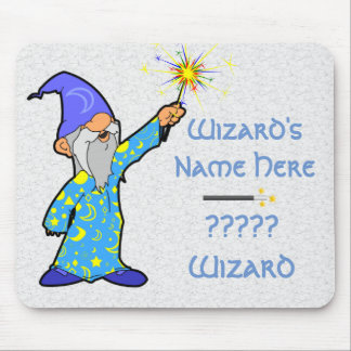 ???? Wizard - Mouse Pad
