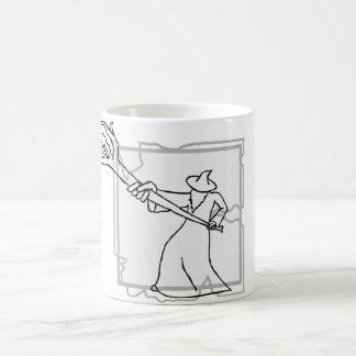 Wizard Classic White Coffee Mug
