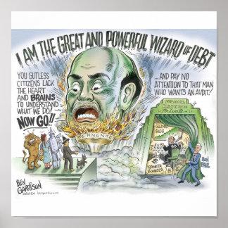 Wizard of Debt Print