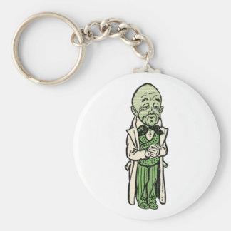 Wizard of Oz Basic Round Button Keychain