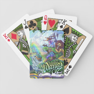 Wizard of Oz Bicycle Playing Cards