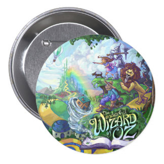 Wizard of Oz Pinback Buttons