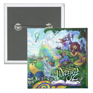 Wizard of Oz Button