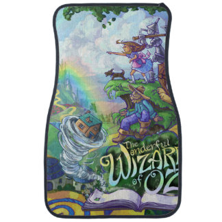 Wizard of Oz Car Floor Mat