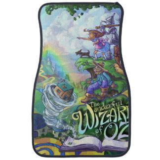 Wizard of Oz Car Floor Mat