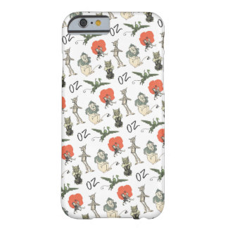 Wizard of Oz Characters Barely There iPhone 6 Case
