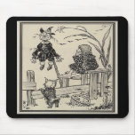 Wizard of Oz Dorothy and the Scarecrow Mouse Mats