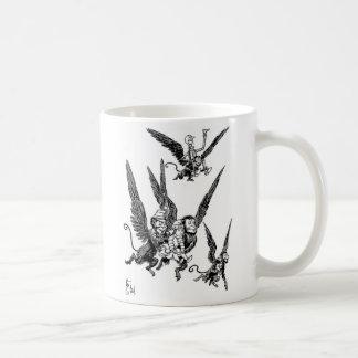 Wizard of Oz Flying Monkeys Coffee Mug