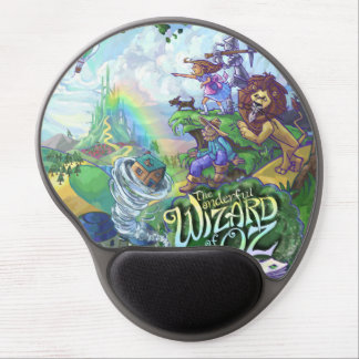 Wizard of Oz Gel Mouse Pad