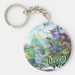 Wizard of Oz Keychain