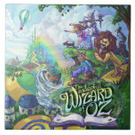 Wizard of Oz Large Square Tile