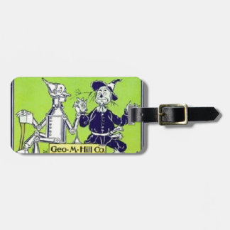 Wizard of Oz Travel Bag Tags