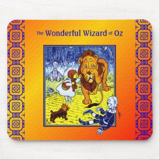 Wizard of Oz Mousepad
