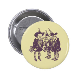 Wizard of Oz Munchkins Button