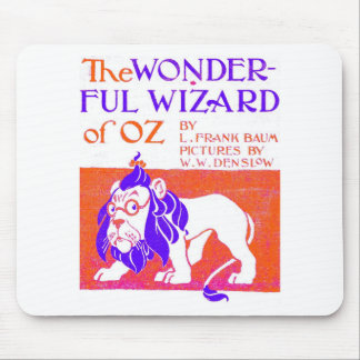 Wizard of Oz Original Mouse Pad
