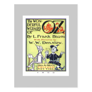 Wizard of Oz Post Cards