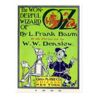 Wizard of Oz Postcard