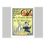Wizard of Oz Postcards