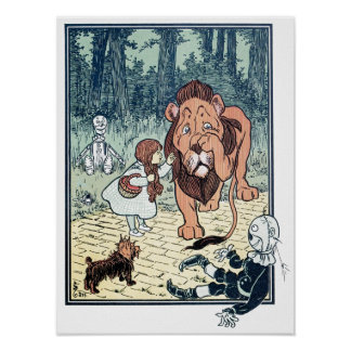 Wizard of Oz Posters