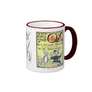 Wizard of Oz Ringer Mug