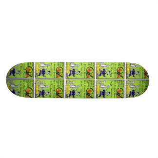 Wizard of Oz Skateboard