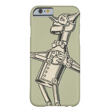 DulceDahlia Wizard of Oz Tin Man Barely There iPhone 6 Case