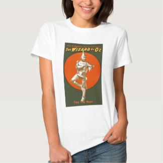 Wizard Of Oz Tin Man Shirt