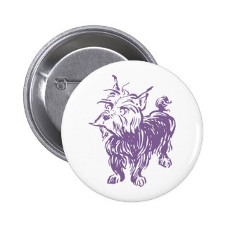 Wizard of Oz Toto Pinback Buttons