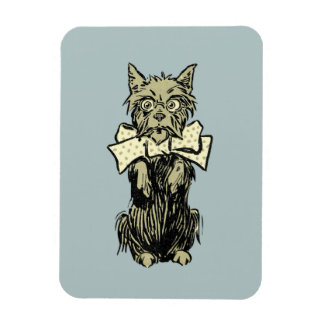 Wizard of Oz Toto Magnet