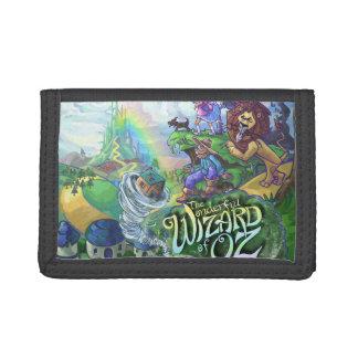 Wizard of Oz Tri-fold Wallet