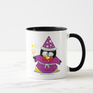 Wizard Penguin Mug