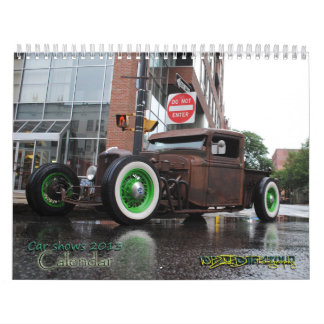 WIZARD Photography's Car Show Pictures (from 2013) Calendar